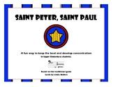 Saint Peter, Saint Paul