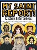 Saint Report