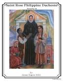 Saint Rose Philippine Duchesne - November 18