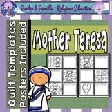 Saint Teresa of Calcutta Quilt {Mother Teresa}
