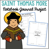 Saint Thomas More Notebook Journal Project, Christian Resources