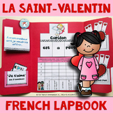 FRENCH Valentine's Day Lapbook | La Saint-Valentin