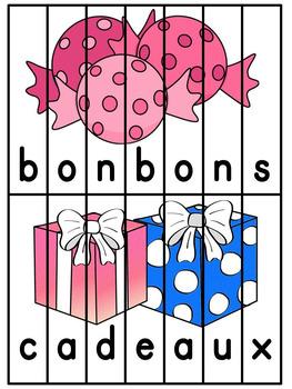 Saint-Valentin - French Valentine's Day -16 puzzles