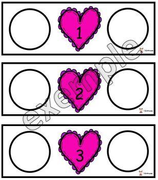 Saint-Valentin: avant et après