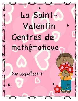 Saint-Valentin : centres de maths