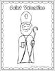 Saint Valentine Activities Printable Packet