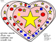 Saint Valentine Bilingual Shapes, Colors and Counting