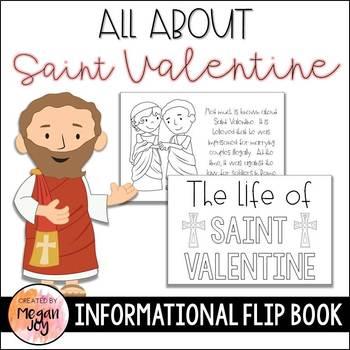 Saint Valentine Mini-Book