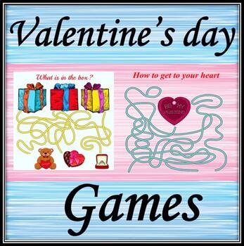 Saint Valentine's games.