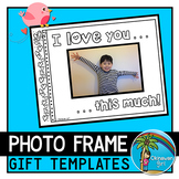 Gift Photo Frames for Valentine's, Mother's/Father's Day a