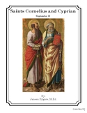 Saints Cornelius and Cyprian - September 16