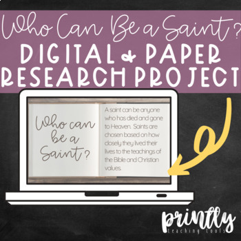 All Saints' Day Mini Research Project