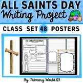 All Saints Day Research Report Writing Project Common Core
