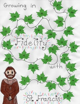 Saints and Virtues: St. Francis and Fidelity