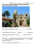 Saints and Sinners of the California Missions (Documentary)