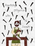 Saints and Virtues: St. Joseph and Diligence