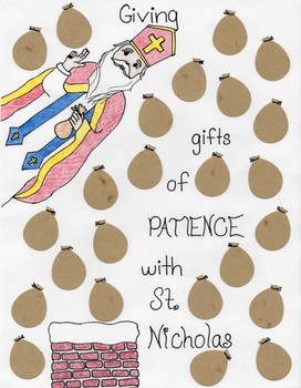 Saints and Virtues: St. Nicholas and Patience