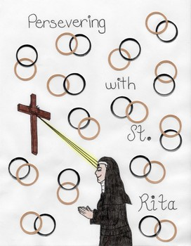 Saints and Virtues: St. Rita of Cascia and Perseverance