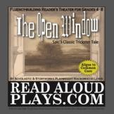 Saki's The Open Window Reader's Theater Script