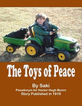 Saki's The Toys of Peace