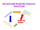 Sal and Gabi Break the Universe Novel Unit