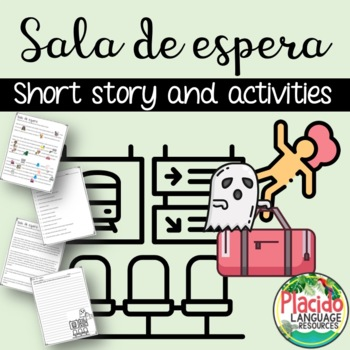 Sala de Espera Short Story and Activities