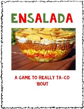 Salad Bowl: A Fun Game for Robo en la noche Ch 1-6
