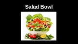 Salad Bowl-ESL Game- Icebreaker
