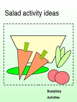 Salad activities