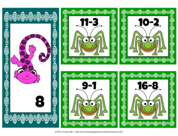 Salamander Subtraction (Set A)
