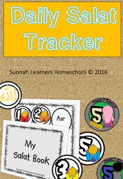 Salat tracker