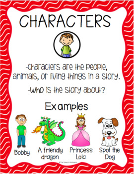 Story Grammar Visuals
