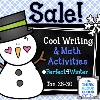 Sale Ideas and Links to Winter Freebies