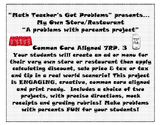"""Sale Price/Discount/Tax & Tip Math Project """"My Own Store/R"""