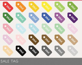 Sale Tag Digital Clipart, Sale Tag Graphics, Sale Tag PNG