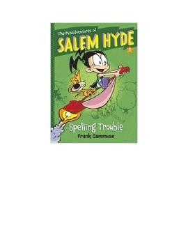 Salem Hyde: Spelling Trouble Trivia Questions