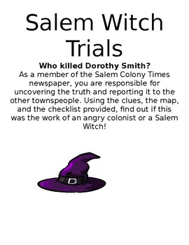 Salem Witch Hunt!