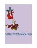 Salem Witch Mock Trial