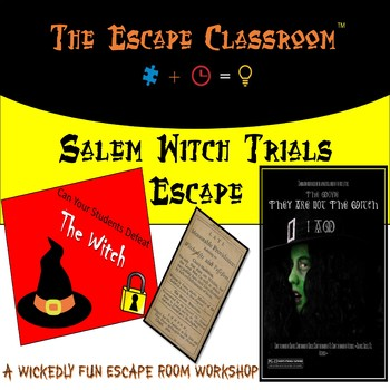 Salem Witch Trails Escape Room | The Escape Classroom