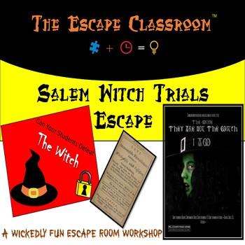 Salem Witch Trials Escape Room | The Escape Classroom