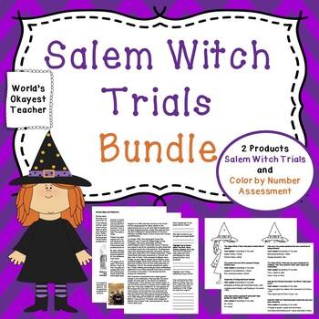 Salem Witch Trials Bundle