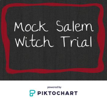 Salem Witch Trials-Mock Trial