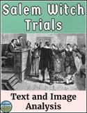 Salem Witch Trials Primary Source Analysis