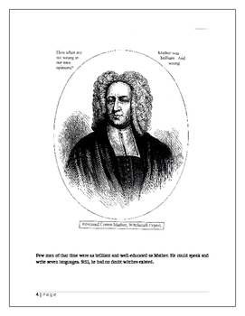 Salem Witch Trials: The Tree of Human Evil