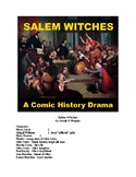 Salem Witches - Comic History Drama