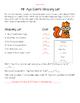 Sales Paper Activity with Decimals