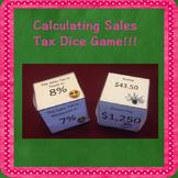 Sales Tax Dice