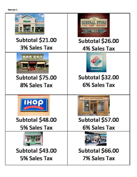 Sales Tax War