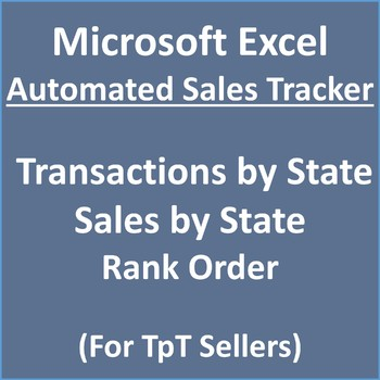 sales tracker sales and transactions by state by the desimone store