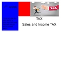 Sales tax and Earned Income Tax